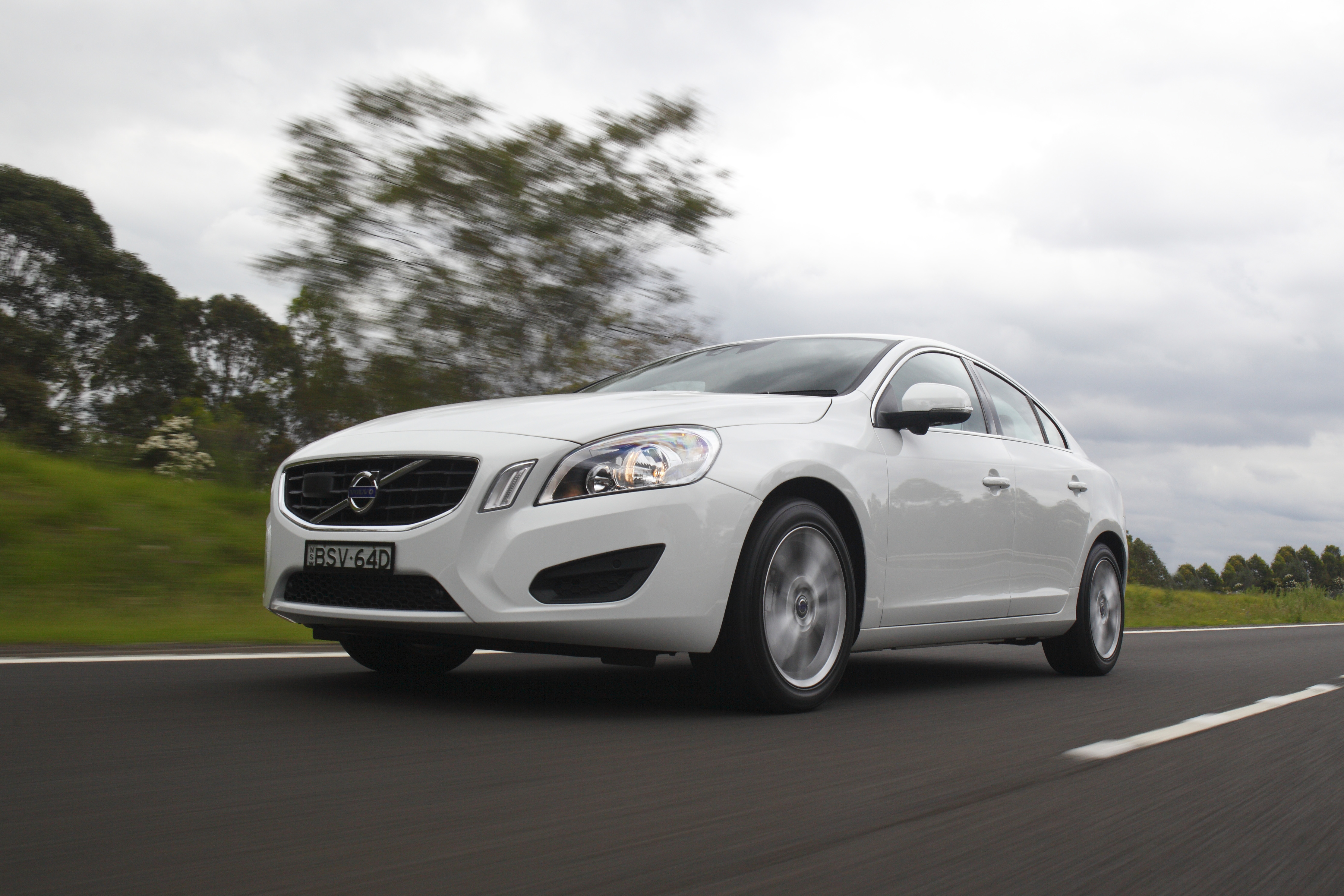 Volvo S60: Other alarm-related functions