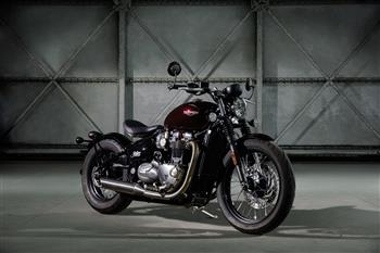 The all-new 2016 Bonneville Bobber