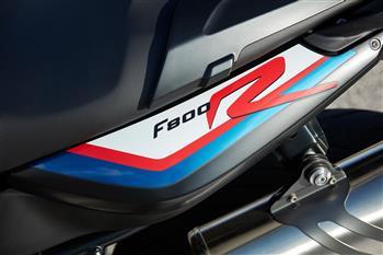 BMW Motorrad revises the F 800 R
