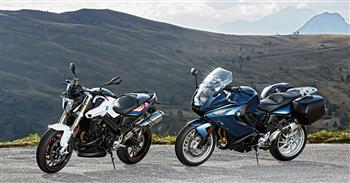 BMW Motorrad revises the F 800 R and F 800 GT
