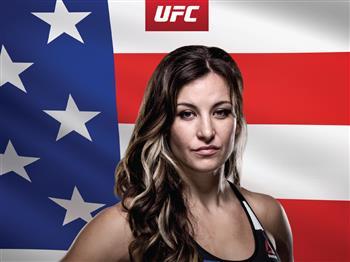 UFC Women's Bantamweight Champion Miesha Tate