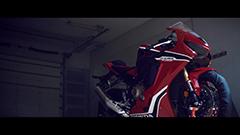 MY17 Honda CBR1000RR Fireblade.