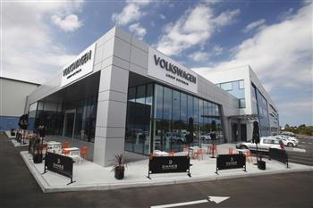 Volkswagen Group Australia's Brand New Corporate Headquarters