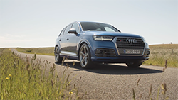 All new 2016 Audi SQ7 B-roll footage.