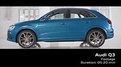 2015 Audi Q3.
