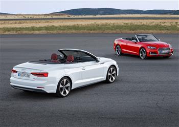2016 Audi A5 Cabriolet & Audi S5 Cabriolet