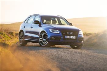 2016 Audi SQ5 TDI plus