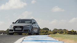 2016 Audi RS 6 Avant and RS 7 Sportback performance.