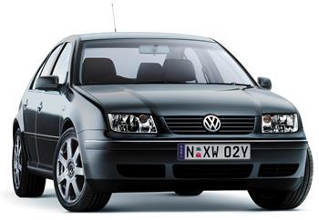 2005 Volkswagen Bora