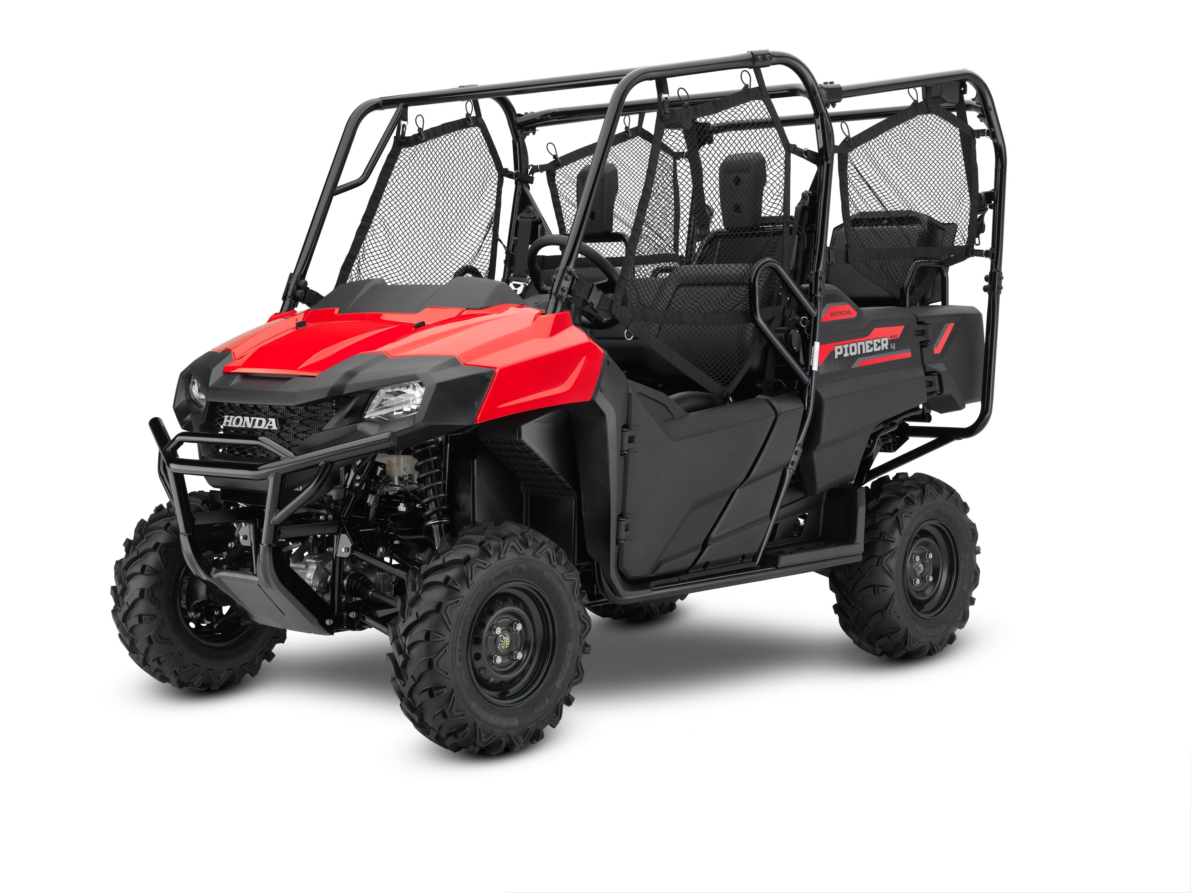 2017 Pioneer 700