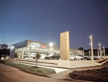 Audi returns to the NSW Central Coast