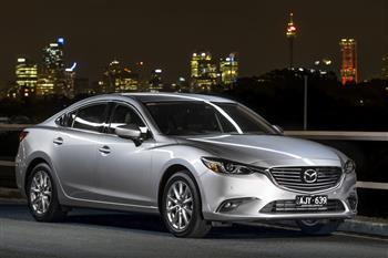 2016 Mazda6 Touring