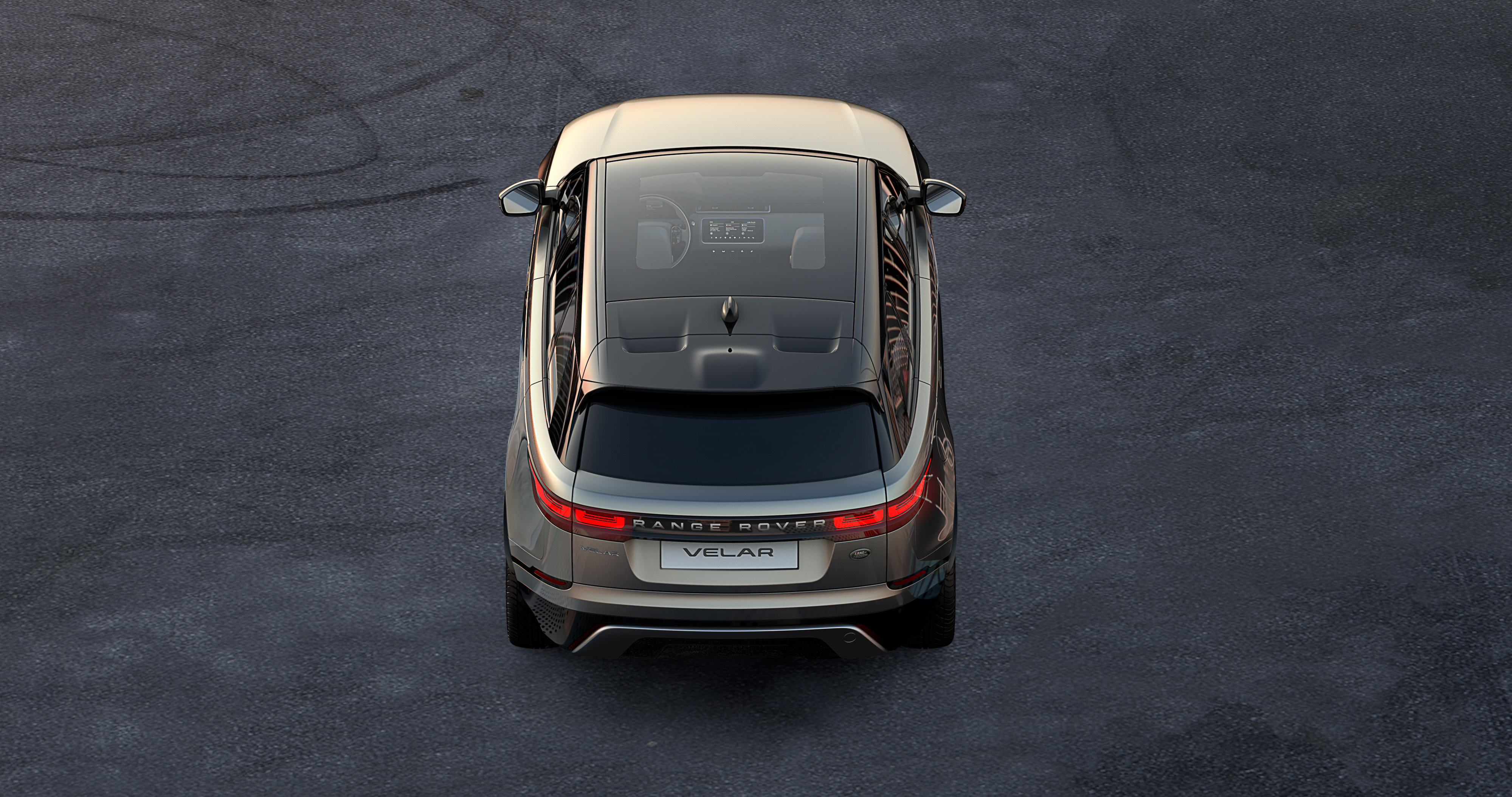 Introducing Range Rover Velar