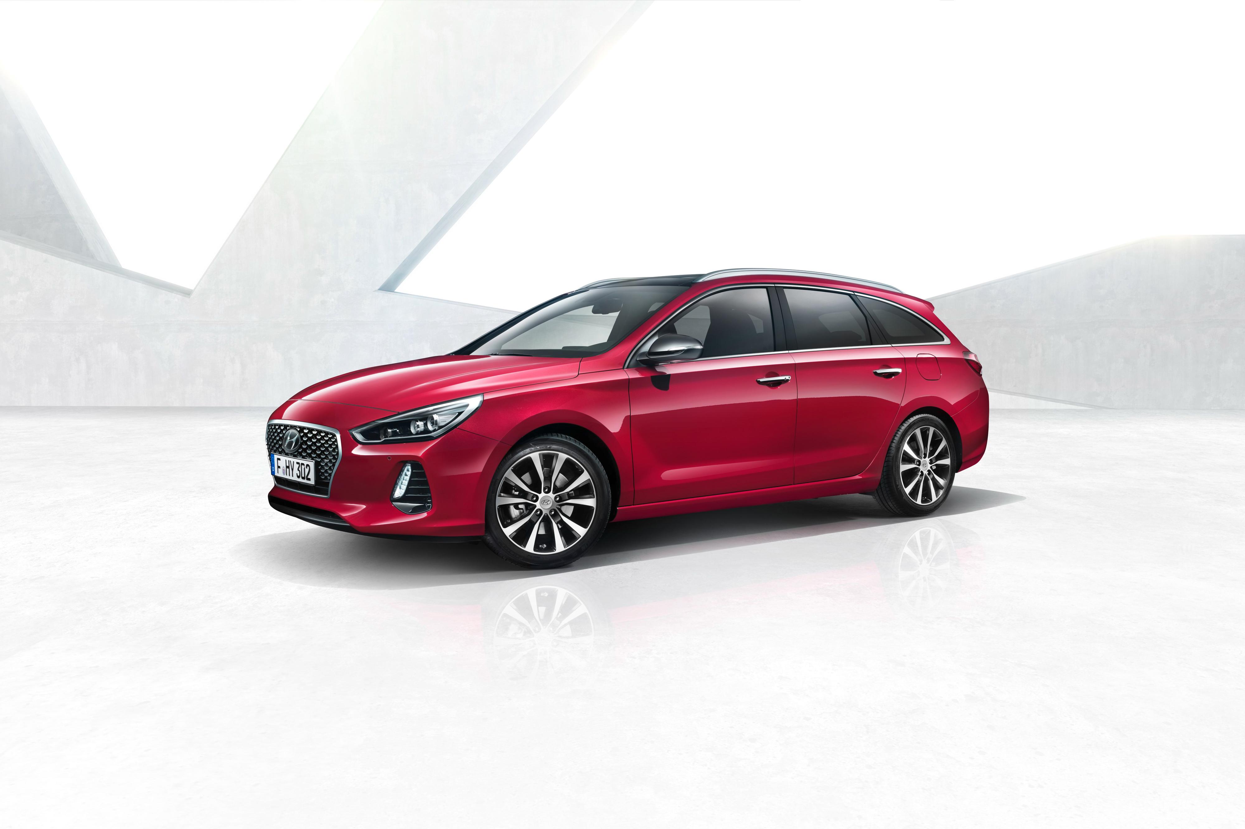 Next Generation Hyundai i30 Wagon: world premiere at the 2017 Geneva International Motor Show