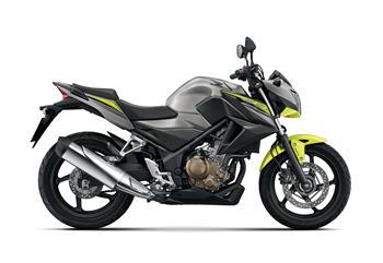 2017 Honda CB300F