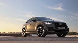2017 Audi Q2.