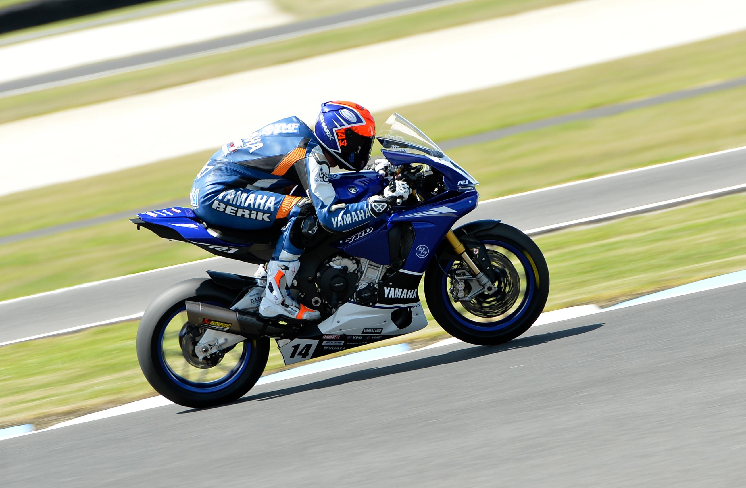 2017 Australian Superbike Championship (ASBK) - Phillip Island