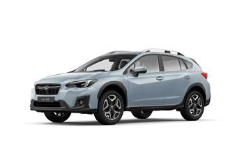 Sporty New Subaru XV Debuts In Geneva
