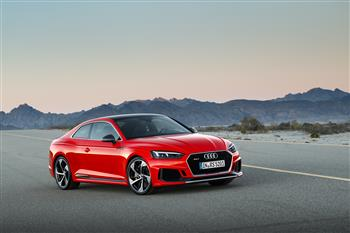 The all-new Audi RS5 Coupe has been unveiled at the 2017 Geneva Motor Show