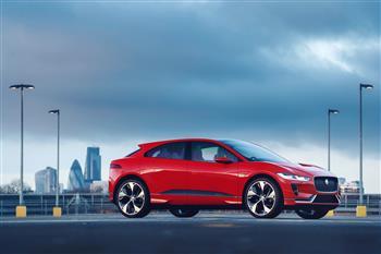 Jaguar I-PACE revealed at the 2017 Geneva Motor Show