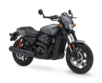 New 2017 Harley-Davidson® Street Rod