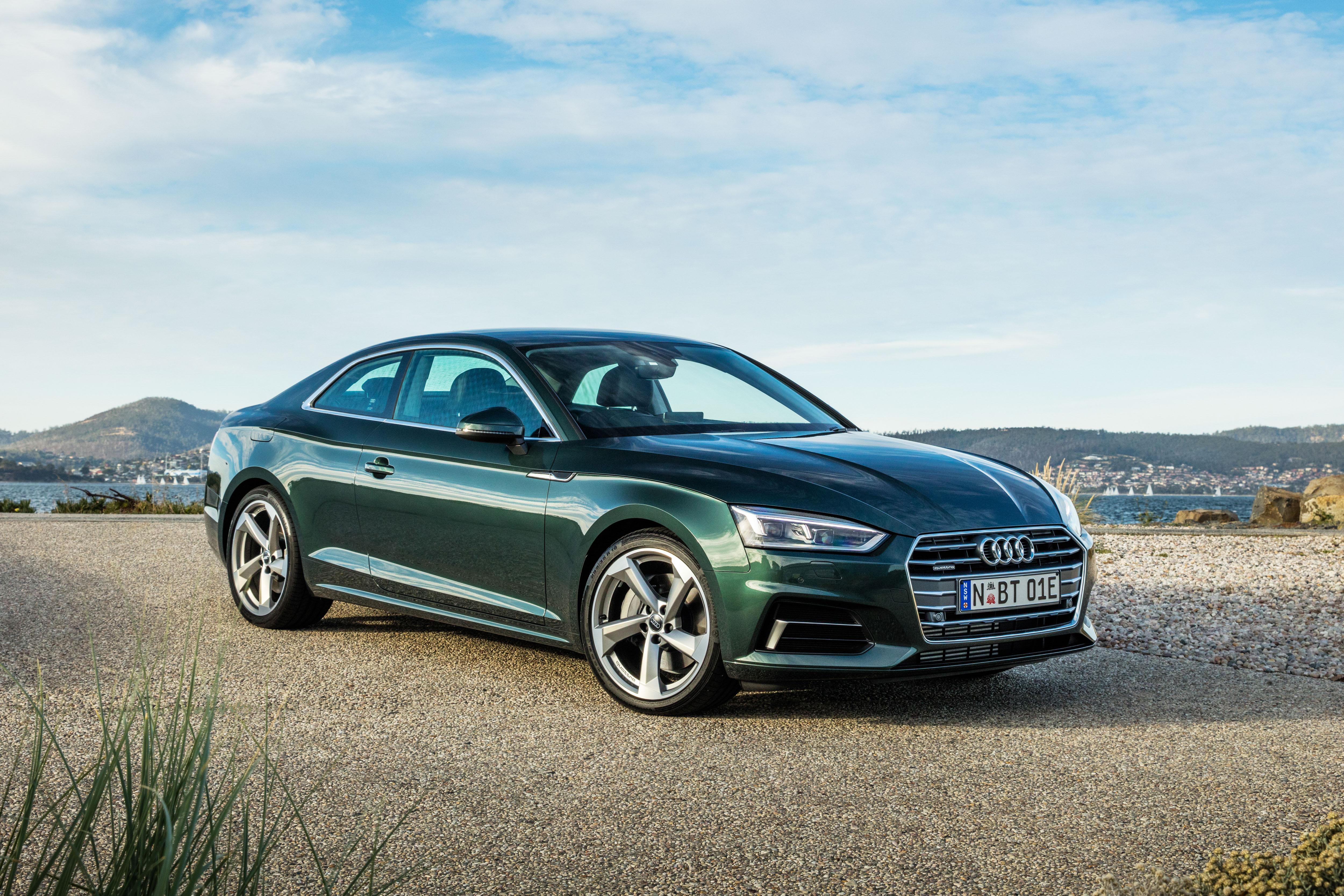 2017 Audi A5 2.0 TFSI quattro S tronic