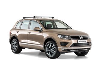 2017 Volkswagen Touareg Adventure