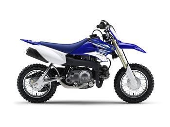 2017 Yamaha TT-R50