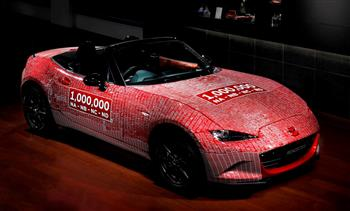 One-Millionth Mazda MX-5 Returns to Hiroshima