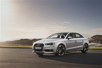 2014 Audi A3 Sedan 2.0 TDI Ambition