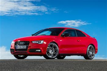 2014 Audi A5 Coupe S line Competition