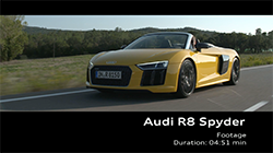 Audi's all-new second generation R8 Spyder is now available for Australian consumers...