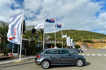 2015 Audi A3 e-tron debuts at Audi Hamilton Island Race Week