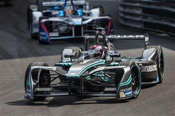 2017 FIA Formula E Monaco ePrix