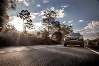 2013 Audi SQ 5 TDI