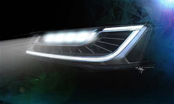 Leading the way in Lighting Technology: The new Audi Matrix LED Headlights