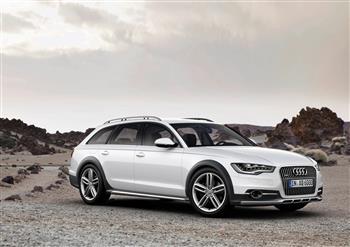 2012 Audi A6 Allroad Avant