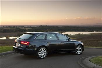 2012 Audi A6 Avant 2.0 TDI