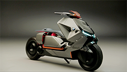 At the Concorso d'Eleganza Villa d'Este 2017, the BMW Group is presenting its vision of zero-emission urban mobility on two wheels: the BMW Motorrad Concept Link...