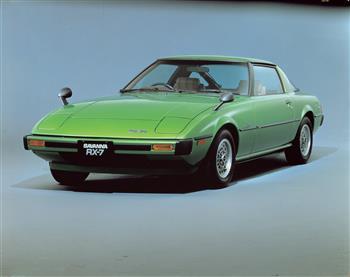 Mazda 50 Years of Rotary