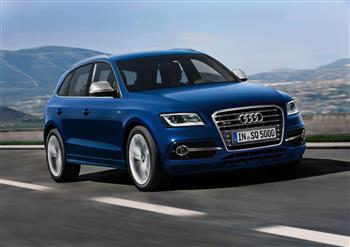 2012 Audi SQ5 TDI