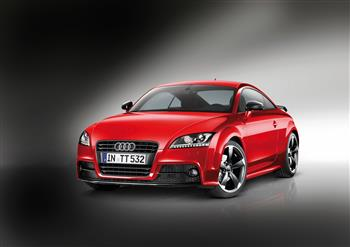2013 Audi TT Coupé S Line Competition