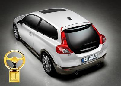 Volvo C30 Awarded Das Goldene Lenkrad