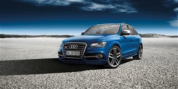 2013 Audi SQ5 TDI Exclusive