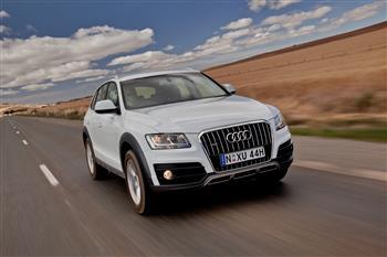 2012 Audi Q5 2.0 TFSI