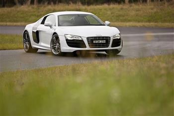 2011 Audi R8 Carbon Edition