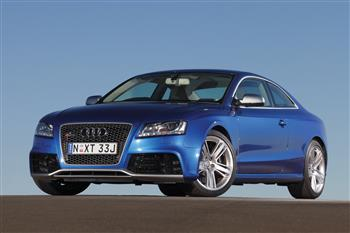 2010 Audi RS 5 Coupe