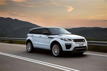 2018 Range Rover Evoque 177kW (240PS) Ingenium Petrol