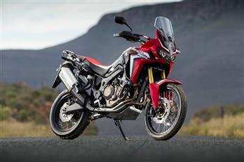 2017 Honda CRF1000L, Africa Twin