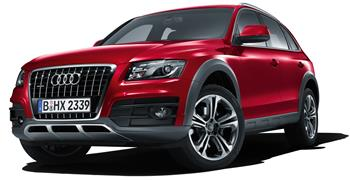 2009 Audi Q5 off-road styling package
